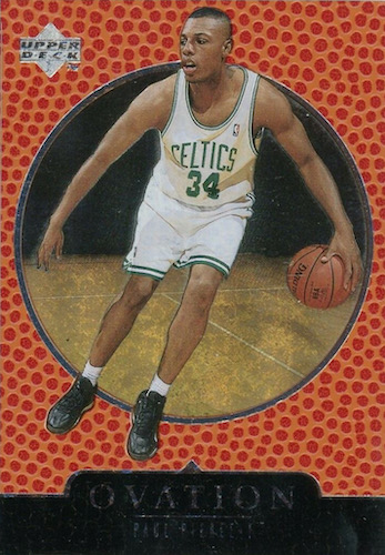 Ultimate Paul Pierce Rookie Cards Gallery and Checklist 20