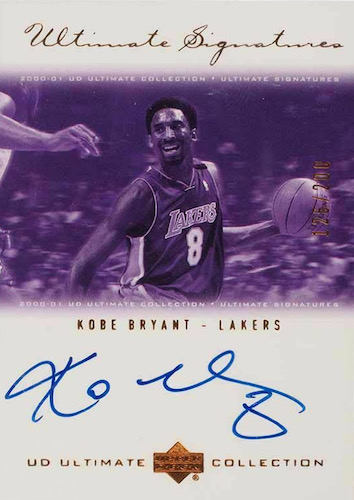 Top 24 Kobe Bryant Cards of All-Time 29