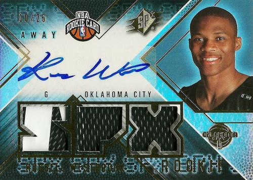 Top Russell Westbrook Rookie Cards to Collect 8