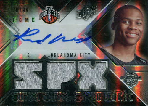 Top Russell Westbrook Rookie Cards to Collect 9