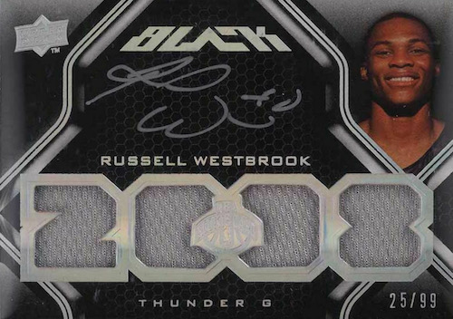 Top Russell Westbrook Rookie Cards to Collect 12