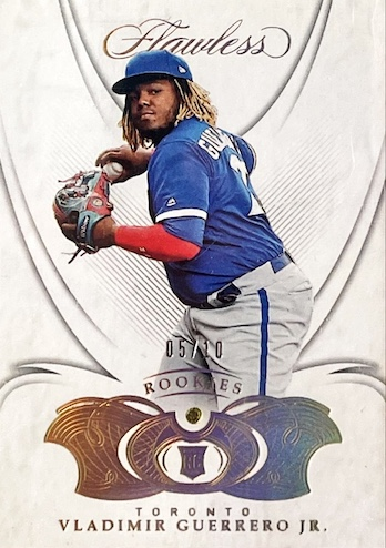 Top Vladimir Guerrero Jr. Rookie Cards and Prospects 5