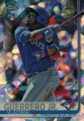 Top Vladimir Guerrero Jr. Rookie Cards and Prospects 16