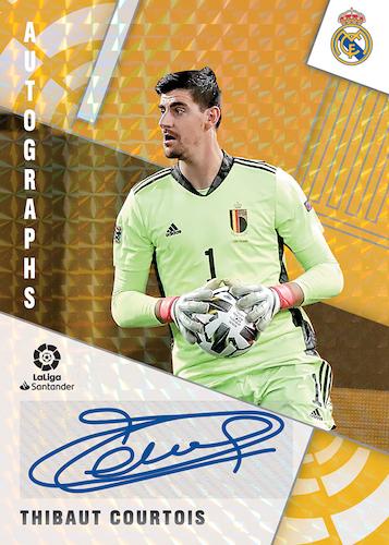 2020-21 Panini Mosaic La Liga Soccer Cards 6