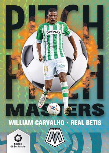 2020-21 Panini Mosaic La Liga Soccer Cards 4