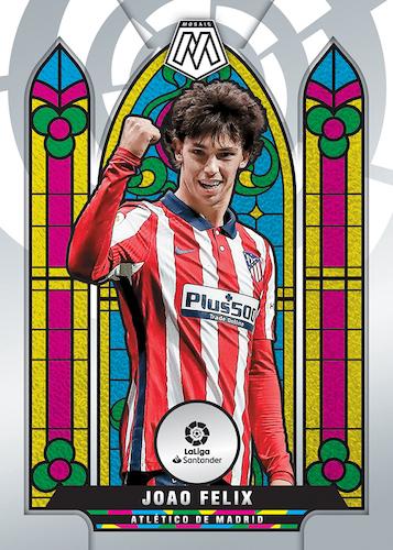 2020-21 Panini Mosaic La Liga Soccer Cards 5