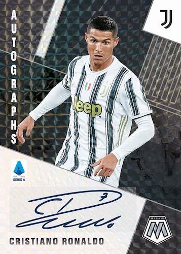 2020-21 Panini Mosaic Serie A Soccer Cards 4