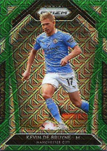 2020-21 Panini Prizm Premier League Soccer Cards 10