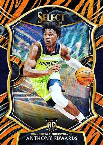 2020-21 Panini Select Basketball Cards - Checklist Added 6