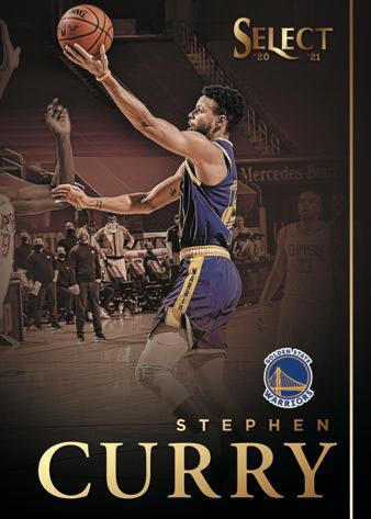 2020-21 Panini Select Basketball Cards - Checklist Added 8