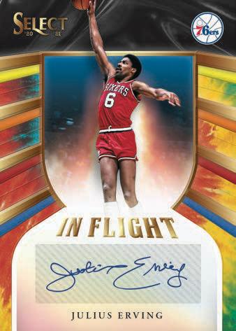2020-21 Panini Select Basketball Cards - Checklist Added 11