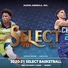 2020-21 Panini Select Basketball Cards