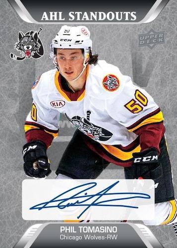 2020-21 Upper Deck AHL Hockey Cards 5