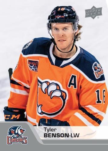 2020-21 Upper Deck AHL Hockey Cards 1