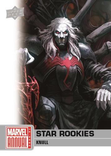 2020-21 Upper Deck Marvel Annual Trading Cards 5
