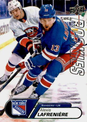 2020-21 Upper Deck NHL Star Rookies Box Set Hockey Cards 3