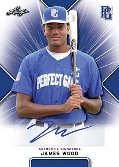 2020 Leaf Metal Perfect Game All-American Classic Baseball Cards 3