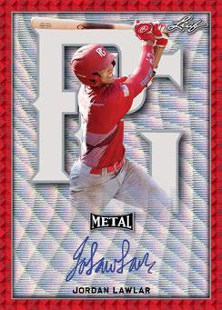 2020 Leaf Metal Perfect Game All-American Classic Baseball Cards 1