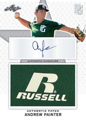 2020 Leaf Perfect Game National Showcase Baseball Cards 2