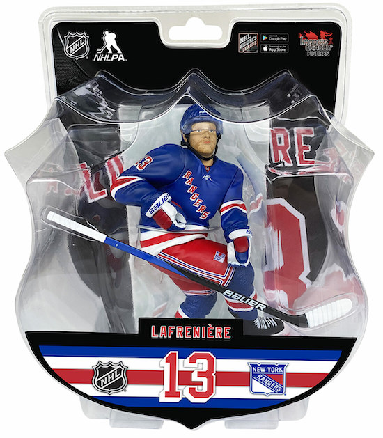2021-22 Imports Dragon NHL Hockey Figures Checklist and Gallery 1
