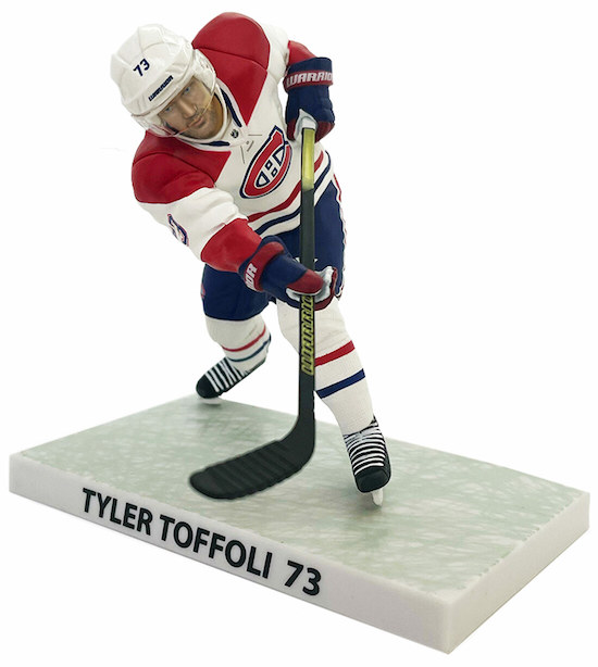 2021-22 Imports Dragon NHL Hockey Figures Checklist and Gallery 10