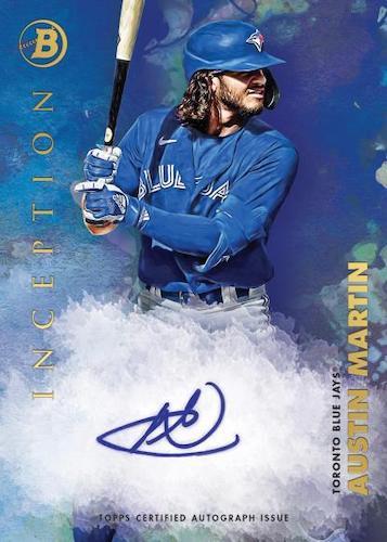 2021 Bowman Inception Baseball Cards 2
