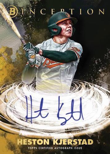 2021 Bowman Inception Baseball Cards 3
