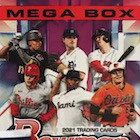 2021 Bowman Mega Box Chrome Baseball Cards