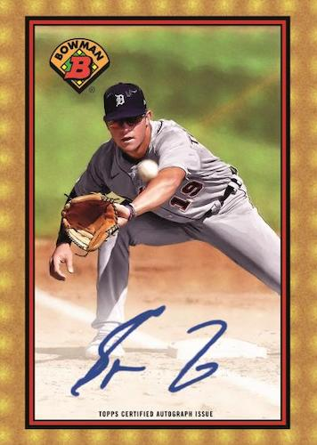2021 Bowman Transcendent Collection Baseball Cards 4