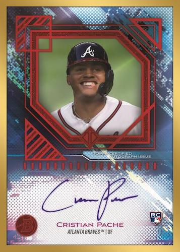 2021 Bowman Transcendent Collection Baseball Cards 2