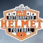 2021 Leaf Autographed Football Helmet Edition