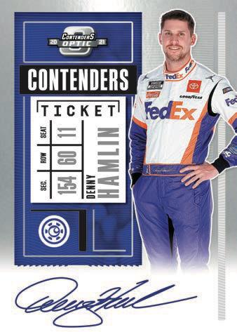2021 Panini Chronicles Racing NASCAR Cards 7