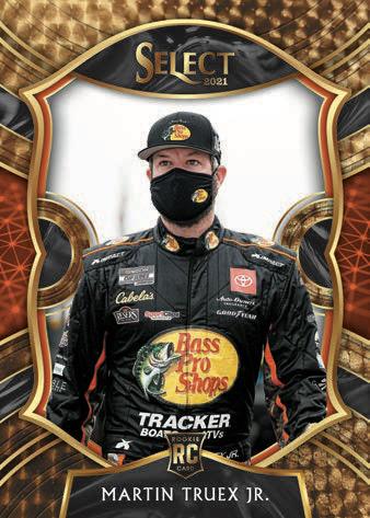 2021 Panini Chronicles Racing NASCAR Cards 4