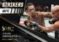 2021 Panini Select UFC MMA Cards 14