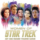 2021 Rittenhouse Women of Star Trek Art and Images NonSport
