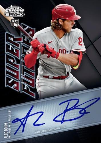2021 Topps Chrome Black Baseball Cards 4