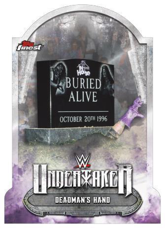 2021 Topps Finest WWE Wrestling Cards 5