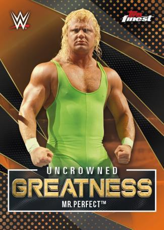 2021 Topps Finest WWE Wrestling Cards 3