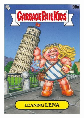 2021 Topps Garbage Pail Kids GPK Goes on Vacation Series 2 Cards 2