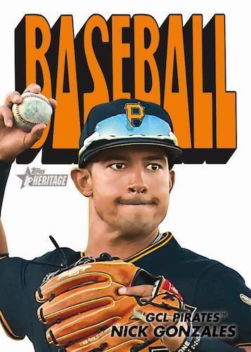 2021 Topps Heritage Minor League Baseball Cards 5