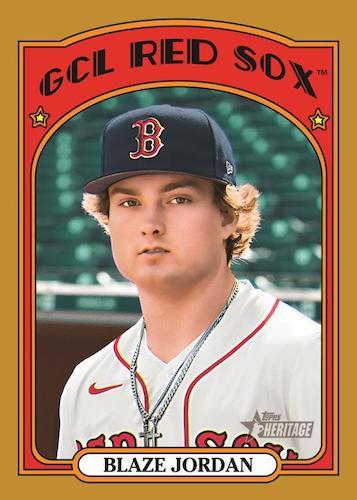 2021 Topps Heritage Minor League Baseball Cards 4