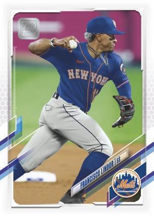 2021 Topps Update Series Baseball Cards 3