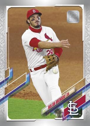 2021 Topps Update Series Baseball Cards 5
