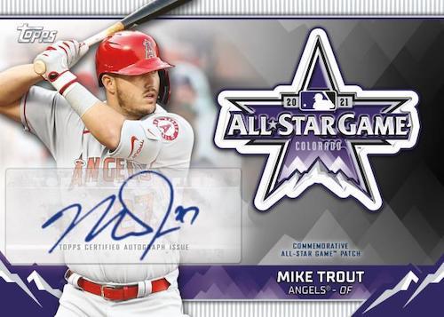2021 Topps Update Series Baseball Cards 10