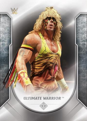 2021 Topps WWE Transcendent Collection Wrestling Cards 1