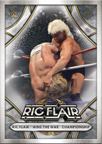 2021 Topps WWE Transcendent Collection Wrestling Cards 2