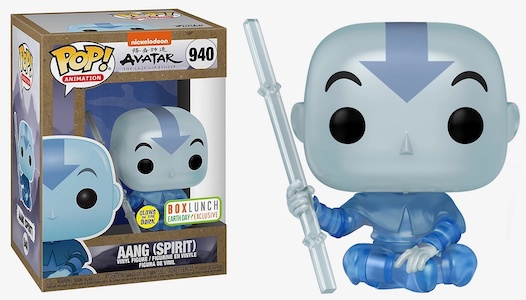 Ultimate Funko Pop Avatar The Last Airbender Figures Gallery and Checklist 15