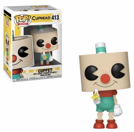 Ultimate Funko Pop Cuphead Figures Gallery and Checklist 13