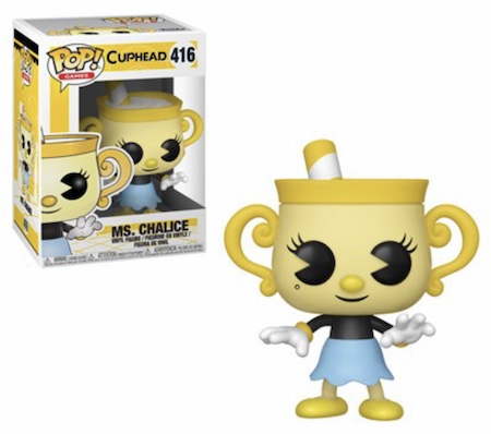 Ultimate Funko Pop Cuphead Figures Gallery and Checklist 16