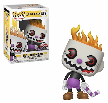 Ultimate Funko Pop Cuphead Figures Gallery and Checklist 17
